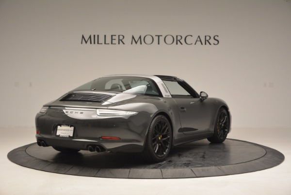 Used 2016 Porsche 911 Targa 4 GTS for sale Sold at Alfa Romeo of Greenwich in Greenwich CT 06830 7