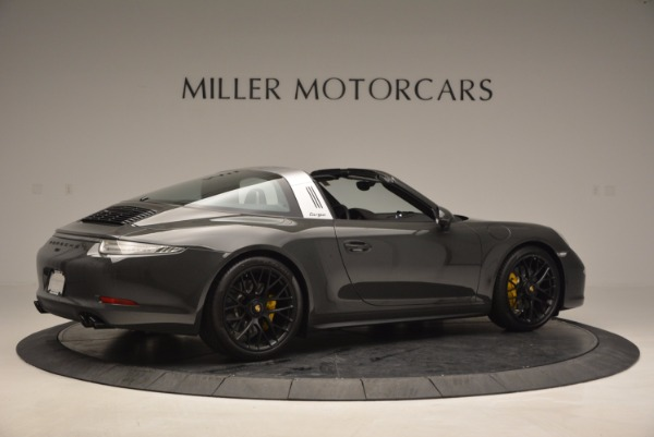 Used 2016 Porsche 911 Targa 4 GTS for sale Sold at Alfa Romeo of Greenwich in Greenwich CT 06830 8