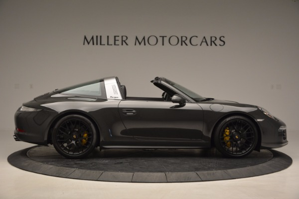 Used 2016 Porsche 911 Targa 4 GTS for sale Sold at Alfa Romeo of Greenwich in Greenwich CT 06830 9
