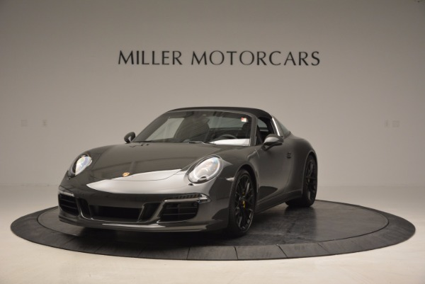 Used 2016 Porsche 911 Targa 4 GTS for sale Sold at Alfa Romeo of Greenwich in Greenwich CT 06830 1