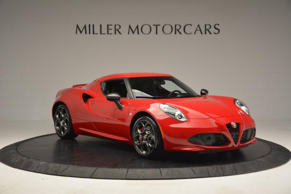 Used 2015 Alfa Romeo 4C for sale Sold at Alfa Romeo of Greenwich in Greenwich CT 06830 11