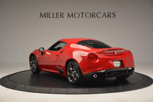 Used 2015 Alfa Romeo 4C for sale Sold at Alfa Romeo of Greenwich in Greenwich CT 06830 5