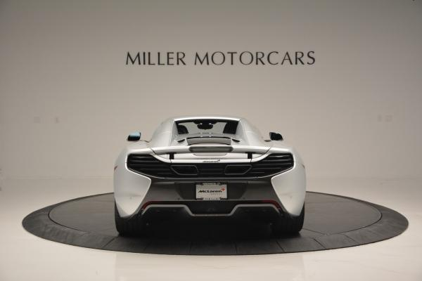 New 2016 McLaren 650S Spider for sale Sold at Alfa Romeo of Greenwich in Greenwich CT 06830 15