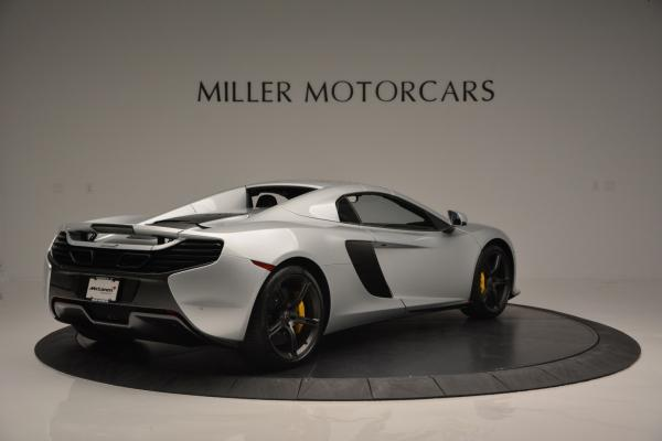 New 2016 McLaren 650S Spider for sale Sold at Alfa Romeo of Greenwich in Greenwich CT 06830 16