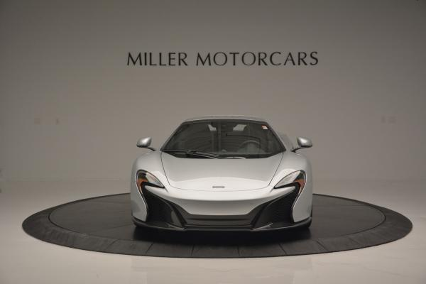 New 2016 McLaren 650S Spider for sale Sold at Alfa Romeo of Greenwich in Greenwich CT 06830 19