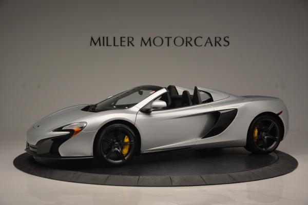 New 2016 McLaren 650S Spider for sale Sold at Alfa Romeo of Greenwich in Greenwich CT 06830 2