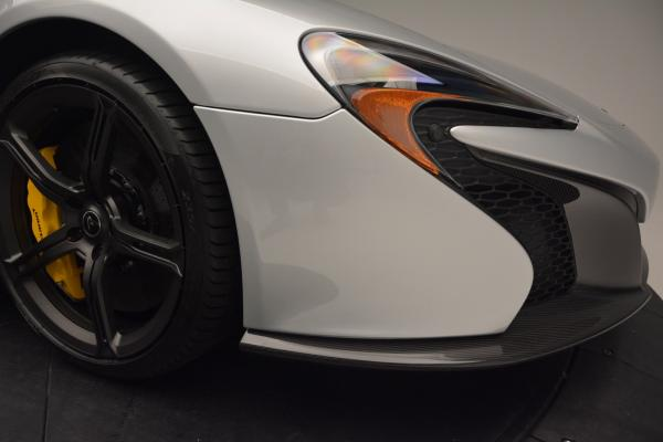 New 2016 McLaren 650S Spider for sale Sold at Alfa Romeo of Greenwich in Greenwich CT 06830 28