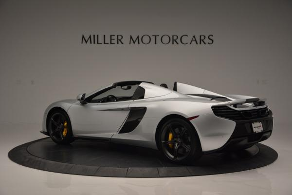 New 2016 McLaren 650S Spider for sale Sold at Alfa Romeo of Greenwich in Greenwich CT 06830 4