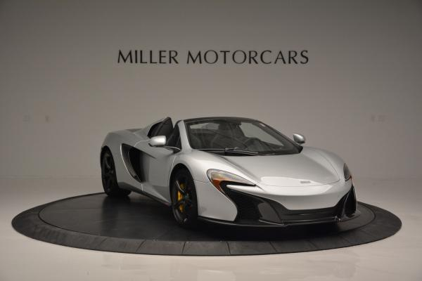 New 2016 McLaren 650S Spider for sale Sold at Alfa Romeo of Greenwich in Greenwich CT 06830 9
