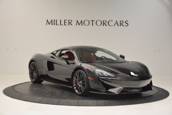 Used 2017 McLaren 570S for sale $149,900 at Alfa Romeo of Greenwich in Greenwich CT 06830 10