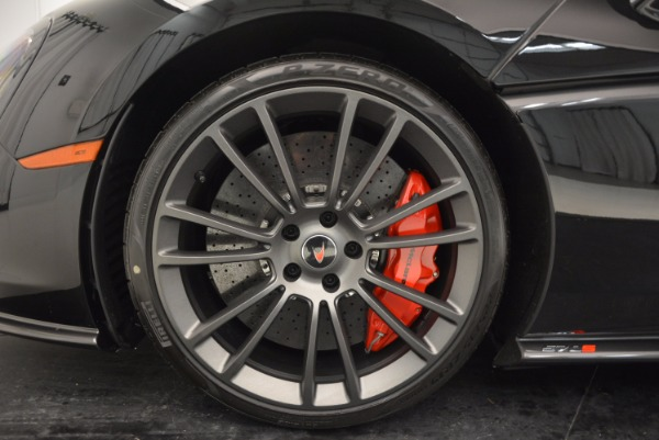 Used 2017 McLaren 570S for sale $149,900 at Alfa Romeo of Greenwich in Greenwich CT 06830 13