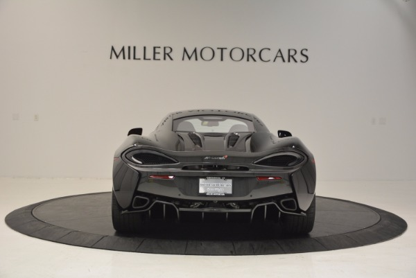 Used 2017 McLaren 570S for sale $149,900 at Alfa Romeo of Greenwich in Greenwich CT 06830 5