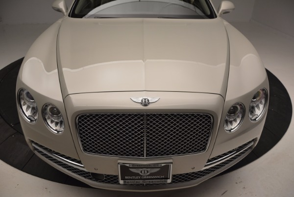 Used 2016 Bentley Flying Spur W12 for sale Sold at Alfa Romeo of Greenwich in Greenwich CT 06830 17