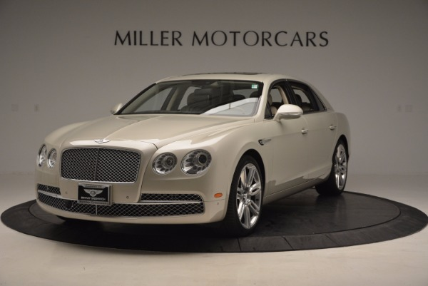 Used 2016 Bentley Flying Spur W12 for sale Sold at Alfa Romeo of Greenwich in Greenwich CT 06830 1