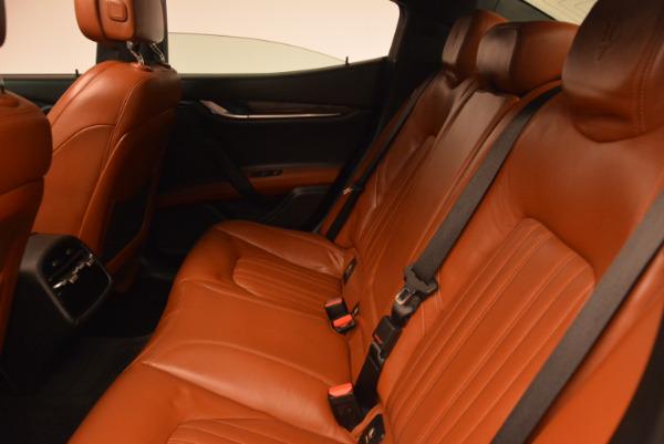 Used 2014 Maserati Ghibli S Q4 for sale Sold at Alfa Romeo of Greenwich in Greenwich CT 06830 18