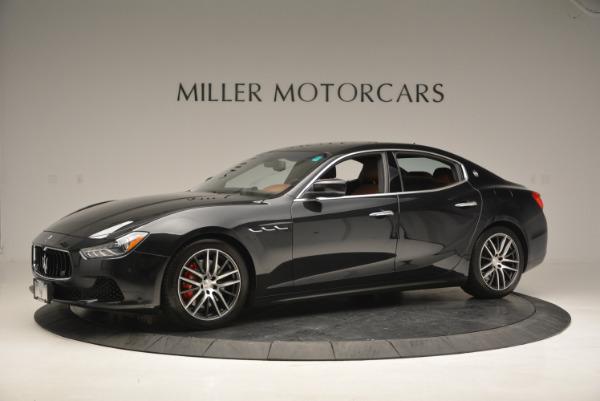 Used 2014 Maserati Ghibli S Q4 for sale Sold at Alfa Romeo of Greenwich in Greenwich CT 06830 2
