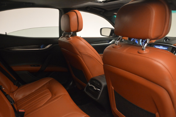 Used 2014 Maserati Ghibli S Q4 for sale Sold at Alfa Romeo of Greenwich in Greenwich CT 06830 23