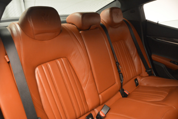 Used 2014 Maserati Ghibli S Q4 for sale Sold at Alfa Romeo of Greenwich in Greenwich CT 06830 25
