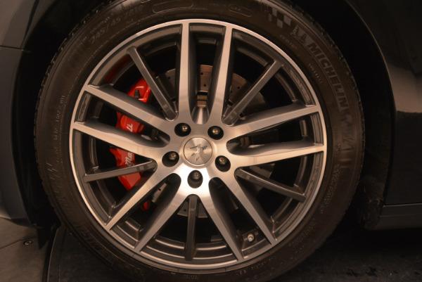 Used 2014 Maserati Ghibli S Q4 for sale Sold at Alfa Romeo of Greenwich in Greenwich CT 06830 26