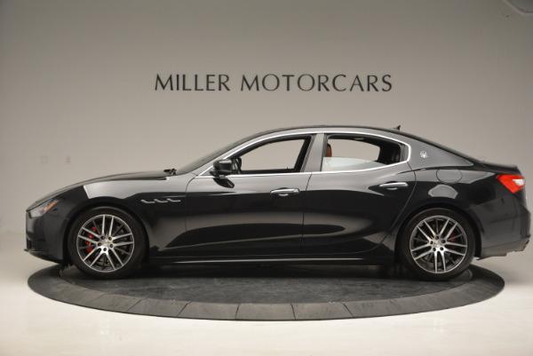 Used 2014 Maserati Ghibli S Q4 for sale Sold at Alfa Romeo of Greenwich in Greenwich CT 06830 3