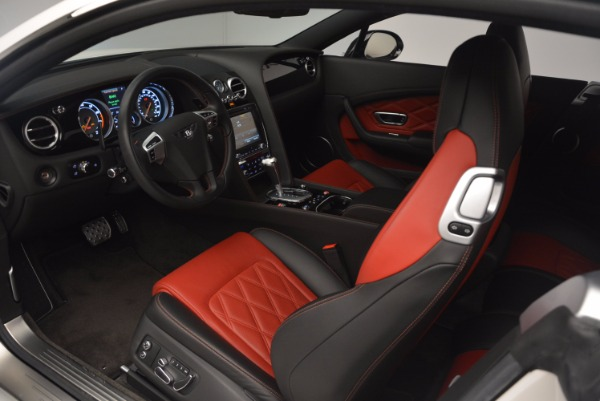 Used 2014 Bentley Continental GT V8 S for sale Sold at Alfa Romeo of Greenwich in Greenwich CT 06830 27