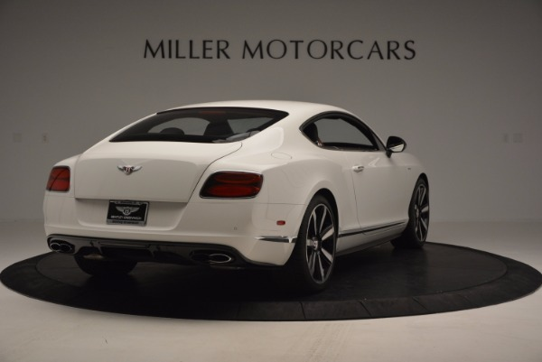 Used 2014 Bentley Continental GT V8 S for sale Sold at Alfa Romeo of Greenwich in Greenwich CT 06830 7