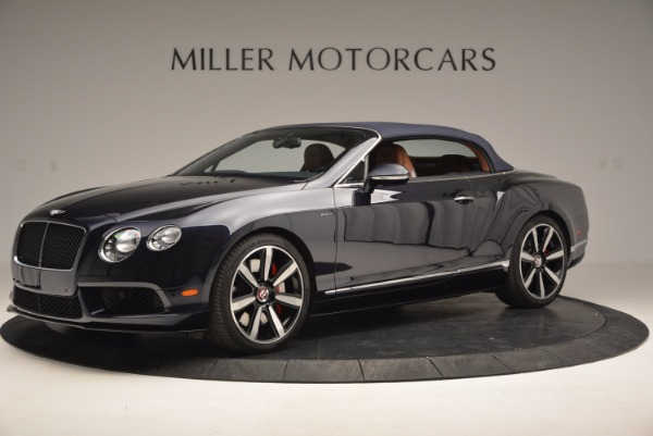 Used 2015 Bentley Continental GT V8 S for sale Sold at Alfa Romeo of Greenwich in Greenwich CT 06830 14