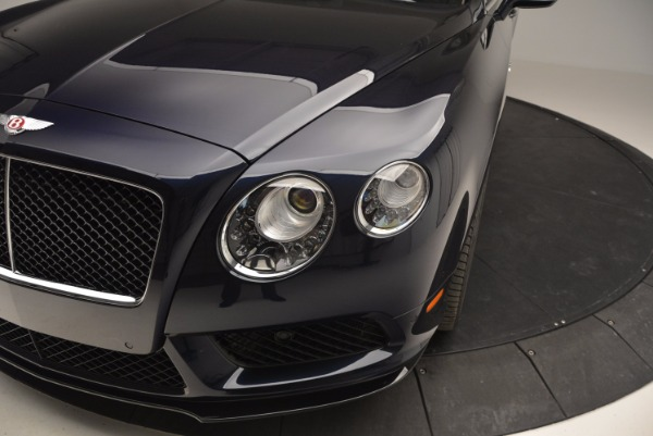 Used 2015 Bentley Continental GT V8 S for sale Sold at Alfa Romeo of Greenwich in Greenwich CT 06830 27