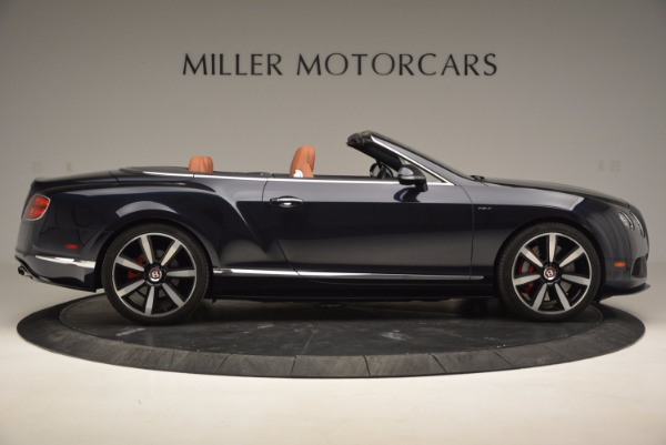 Used 2015 Bentley Continental GT V8 S for sale Sold at Alfa Romeo of Greenwich in Greenwich CT 06830 9
