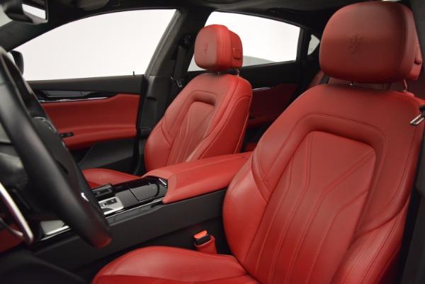 Used 2015 Maserati Quattroporte S Q4 for sale Sold at Alfa Romeo of Greenwich in Greenwich CT 06830 16