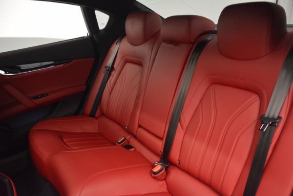 Used 2015 Maserati Quattroporte S Q4 for sale Sold at Alfa Romeo of Greenwich in Greenwich CT 06830 17