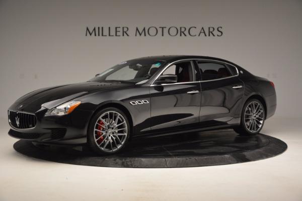 Used 2015 Maserati Quattroporte S Q4 for sale Sold at Alfa Romeo of Greenwich in Greenwich CT 06830 2
