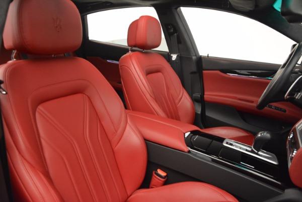 Used 2015 Maserati Quattroporte S Q4 for sale Sold at Alfa Romeo of Greenwich in Greenwich CT 06830 22