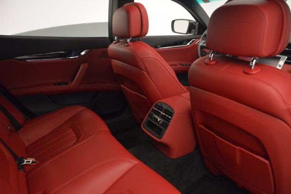 Used 2015 Maserati Quattroporte S Q4 for sale Sold at Alfa Romeo of Greenwich in Greenwich CT 06830 25