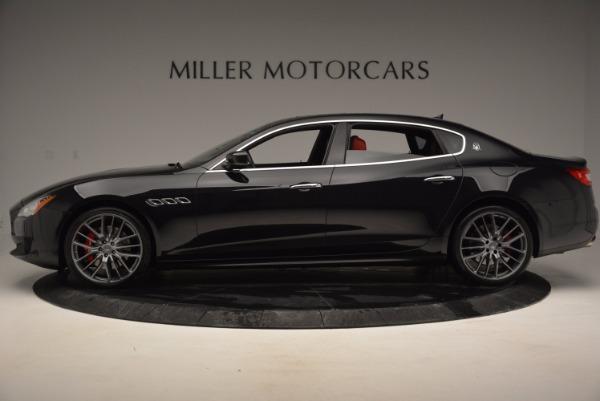 Used 2015 Maserati Quattroporte S Q4 for sale Sold at Alfa Romeo of Greenwich in Greenwich CT 06830 3