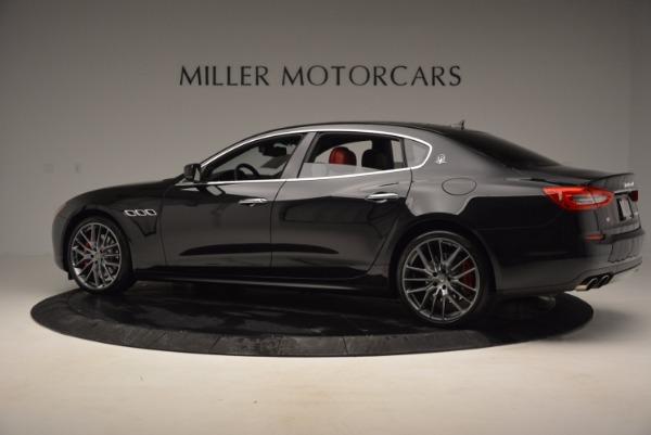 Used 2015 Maserati Quattroporte S Q4 for sale Sold at Alfa Romeo of Greenwich in Greenwich CT 06830 4