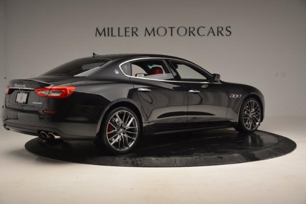 Used 2015 Maserati Quattroporte S Q4 for sale Sold at Alfa Romeo of Greenwich in Greenwich CT 06830 8
