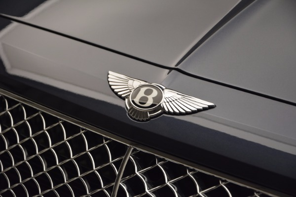 New 2017 Bentley Bentayga for sale Sold at Alfa Romeo of Greenwich in Greenwich CT 06830 20