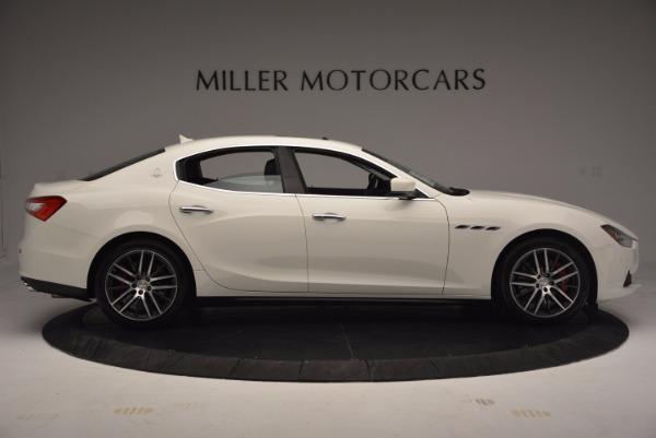 Used 2017 Maserati Ghibli S Q4 for sale Sold at Alfa Romeo of Greenwich in Greenwich CT 06830 10