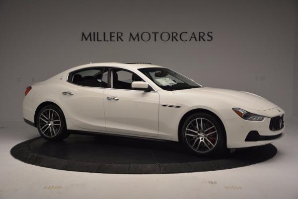 Used 2017 Maserati Ghibli S Q4 for sale Sold at Alfa Romeo of Greenwich in Greenwich CT 06830 11