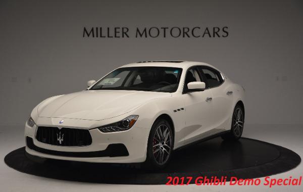 Used 2017 Maserati Ghibli S Q4 for sale Sold at Alfa Romeo of Greenwich in Greenwich CT 06830 2