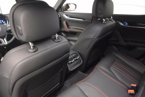 Used 2017 Maserati Ghibli S Q4 for sale Sold at Alfa Romeo of Greenwich in Greenwich CT 06830 21