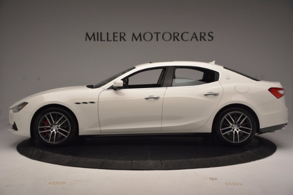 Used 2017 Maserati Ghibli S Q4 for sale Sold at Alfa Romeo of Greenwich in Greenwich CT 06830 4