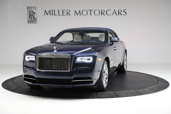 Used 2017 Rolls-Royce Dawn for sale Call for price at Alfa Romeo of Greenwich in Greenwich CT 06830 14
