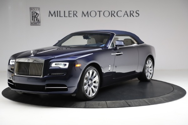 Used 2017 Rolls-Royce Dawn for sale Call for price at Alfa Romeo of Greenwich in Greenwich CT 06830 15