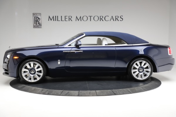 Used 2017 Rolls-Royce Dawn for sale Call for price at Alfa Romeo of Greenwich in Greenwich CT 06830 16