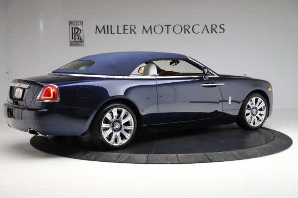 Used 2017 Rolls-Royce Dawn for sale Call for price at Alfa Romeo of Greenwich in Greenwich CT 06830 21