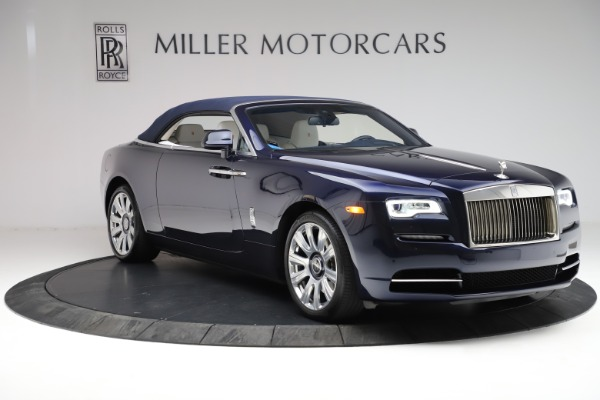 Used 2017 Rolls-Royce Dawn for sale Call for price at Alfa Romeo of Greenwich in Greenwich CT 06830 24