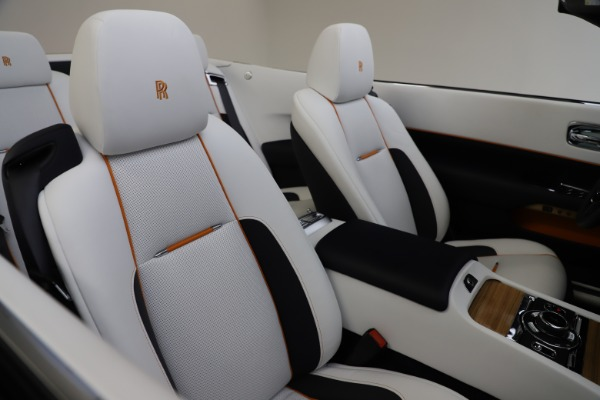 Used 2017 Rolls-Royce Dawn for sale Call for price at Alfa Romeo of Greenwich in Greenwich CT 06830 26