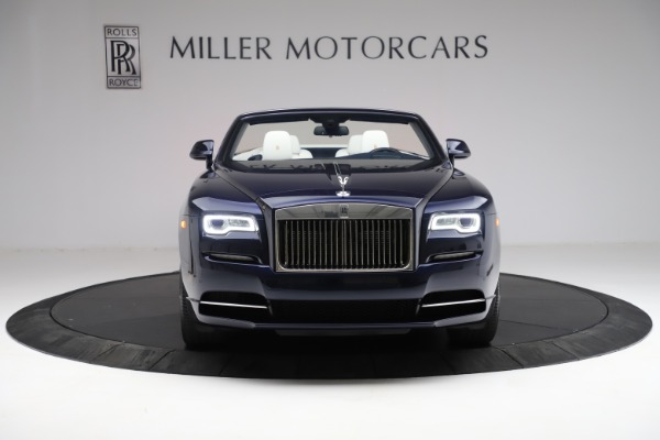 Used 2017 Rolls-Royce Dawn for sale Call for price at Alfa Romeo of Greenwich in Greenwich CT 06830 3